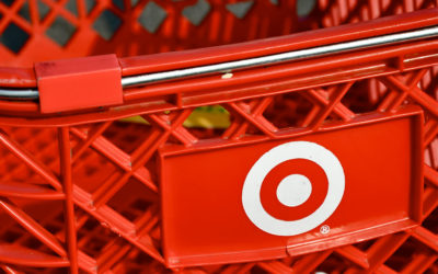 Target sales are up but forecasts a competitive holiday ahead