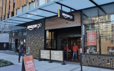 Amazon's Future New Grocery Store